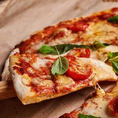 Dos recetas de pizza para enamorar en San Valentín