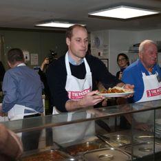 Le prince William passe derrière les fourneaux et c'est pour la bonne cause !