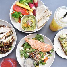 Low Carb Mittagessen: Mit diesen Rezepten klappt die Diät auch im Büro