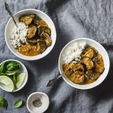 5 versions du curry de légumes, le plat végétarien qu'on adore