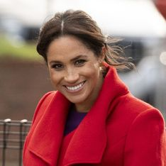 En legging et baskets, Meghan Markle casse les codes