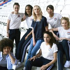 La Redoute x OL, les footballeuses à l'honneur d'une collection