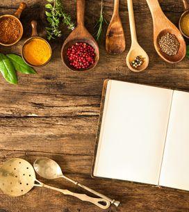 Aprende a cocinar las mejores recetas de otros países del mundo