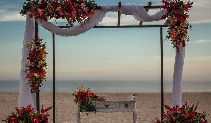 f1ed2152726b Matrimonio in spiaggia  4 consigli per una festa indimenticabile