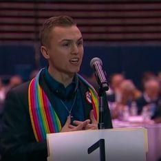 Aspirant pasteur et ouvertement gay, il appelle à la tolérance et enflamme la Toile