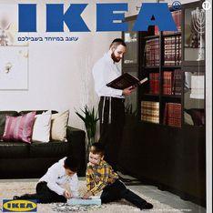 En Israël, Ikea est poursuivi après avoir supprimé les femmes de son catalogue