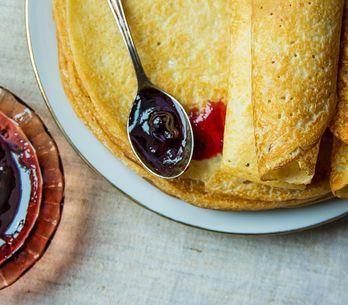 Comment faire des crêpes sans oeufs, sans lait ou sans gluten ?