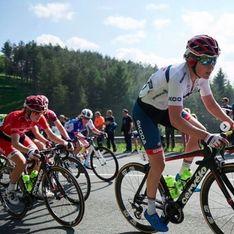 En Belgique, une cycliste obligée de stopper sa course car elle rattrapait les hommes