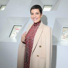 Cristina Cordula dévoile une photo d'elle très jeune en hommage à Karl Lagerfeld