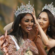 Elle devient la première femme noire transgenre couronnée de ce concours de beauté