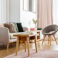 Sillas de diseño en versión low-cost para casas con mucho glamour