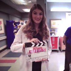 Atteinte d'une maladie, cette fan de Grey's Anatomy réalise son rêve en rencontrant les acteurs (vidéo)