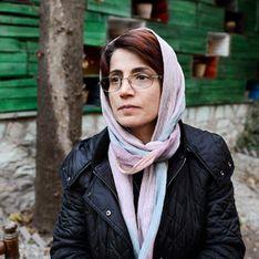 Nasrin Sotoudeh, avocate iranienne et militante des droits humains, condamnée à une lourde peine