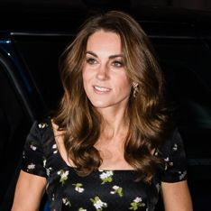 Kate Middleton attire tous les regards dans une robe de princesse à fleurs