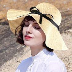 Les plus beaux chapeaux de paille pour le printemps