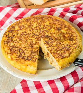 Tortilla de patatas: la receta por excelencia de la cocina española