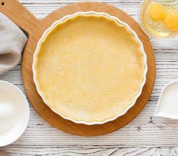 Les secrets des pâtes à tarte