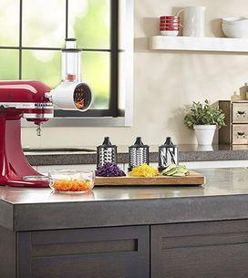 Quels accessoires pour son robot pâtissier ?