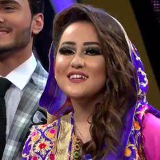 Zahra Elhma, première femme à gagner la Nouvelle Star en Afghanistan