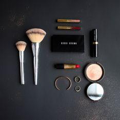 Rangez votre maquillage dans une jolie trousse !
