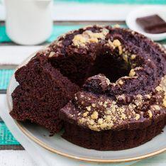 Bizcocho de chocolate: la receta que endulzará tus meriendas
