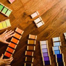 5 juegos Montessori para niños de los 3 a los 6 años