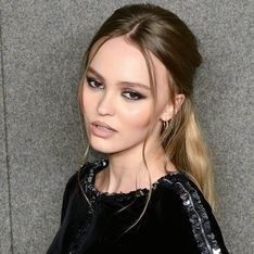 Baby doll platine, Lily-Rose Depp apparaît transformée en couv' de Glamour