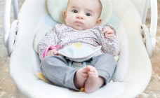 Une balancelle Fisher-Price mise en cause dans la mort d'une trentaine de bébés