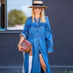 Jeanskleid kombinieren: Die schönsten Styling-Ideen und Looks