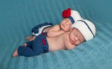 En Italie, un bébé naît deux mois après son jumeau