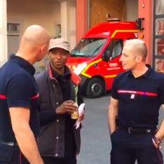 Ces pompiers font une surprise incroyable à leur agent d'entretien victime d'une arnaque (vidéo)
