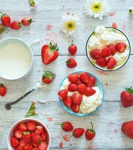 Ces 5 recettes à base de fraises sont à tomber !