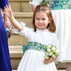 Pour ses 4 ans, Kensington Palace dévoile trois photos de la princesse Charlotte