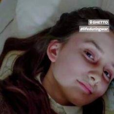 Ce compte Instagram retrace la vie d'une adolescente victime de la Shoah en stories