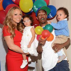 Pour les 8 ans de ses jumeaux, Mariah Carey poste une photo de son accouchement