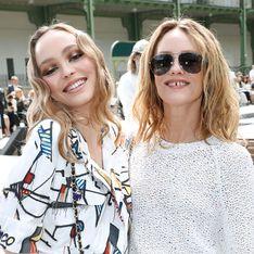 Lily-Rose Depp et Vanessa Paradis, réunies à l'occasion du défilé Croisière Chanel