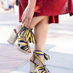 Las sandalias que (sí o sí) querrás llevar este verano
