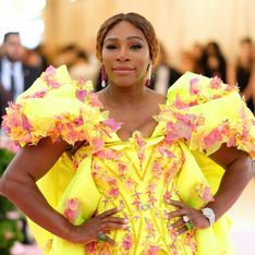 Met Gala 2019 : Serena Williams ose les baskets fluo avec une robe de princesse