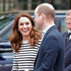 Kate Middleton et Prince William s'expriment pour la première fois sur la naissance de leur neveu (VIDEO)