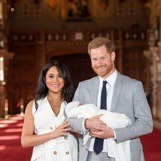 Meghan Markle et le Prince Harry présentent officiellement leur bébé au public (VIDEO)