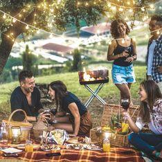 ¿Cómo preparar una fiesta de 10 en el jardín?
