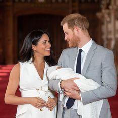 Meghan Markle rend hommage à Diana avec une nouvelle photo d'Archie
