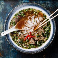 4 recettes pour faire un repas viêtnamien