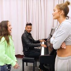 Cette vidéo de la fille de Jennifer Lopez qui chante va vous couper le souffle