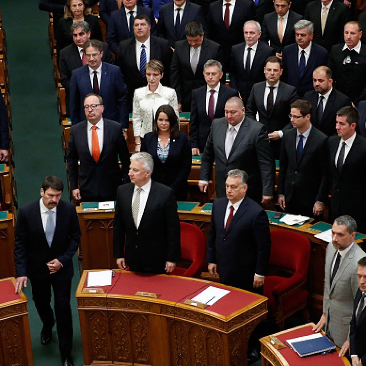 Les propos homophobes du président du Parlement hongrois créent la polémique