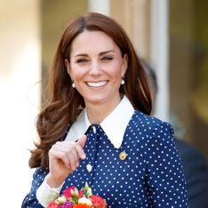 Craquant ! Kate Middleton immortalise les premiers pas du prince Louis en famille