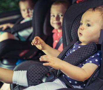 ¿Qué silla de coche elegir para cada edad?