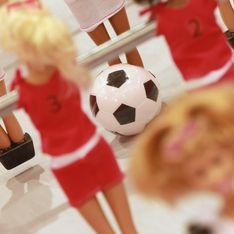 Pour la première fois, un baby-foot féminin va être commercialisé en France