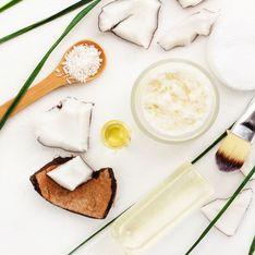 5 mascarillas caseras con aceite de coco para cada tipo de piel