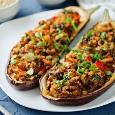 10 recettes pour sublimer l'aubergine